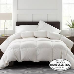 Legends Luxury Geneva Extra Warmth White King Goose Down Comforter