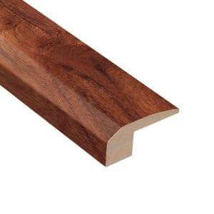 Teak Amber Acacia 1/2 in. Thick x 2-1/8 in. Wide x 78 in. Length Carpet Reducer Molding