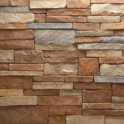 Stacked Stone Mulhern Corners 100 lin. ft. Bulk Pallet Manufactured Stone