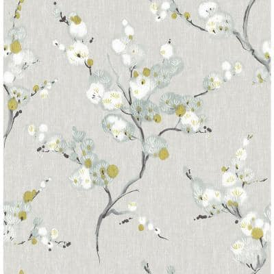 Mirei Vinyl Peel & Stick Wallpaper Roll (Covers 30.75 Sq. Ft.)
