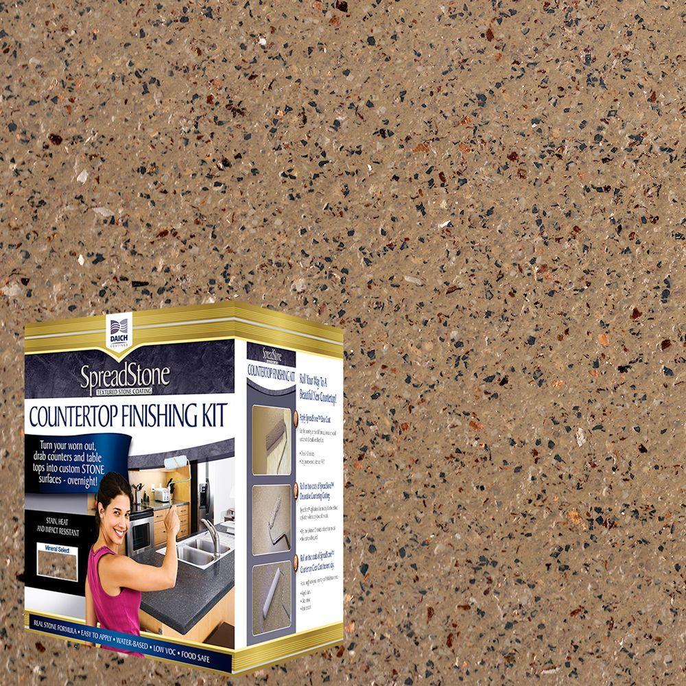 Mineral Select 1 qt. Yosemite Countertop Refinishing Kit