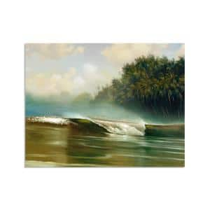 Somewhere in Mexico by Colossal Images Canvas Wall Art 18 in. x 24 in.