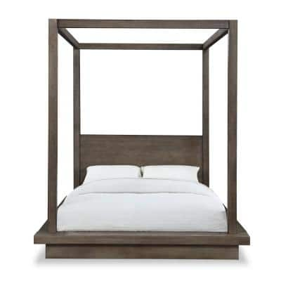 California King Beds Bedroom Furniture The Home Depot