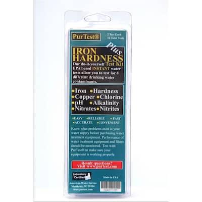 Iron Hardness Plus Kit