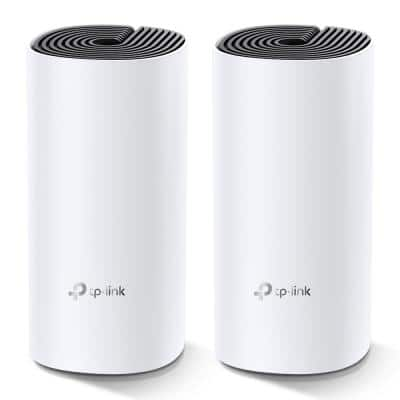 Deco AC1200 Mesh Wi-Fi Router Replacement System (2-Pack)