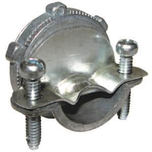 1-1/2 in. Non-Metallic (NM) Twin Screw Sheathed Cable Clamp Connectors