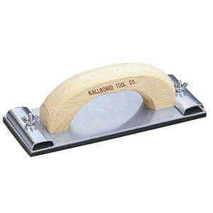 3-1/4 in. x 9-1/4 in. Tempered-Aluminum Base Plate Hand Sander