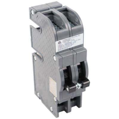 20 Amp 1-1/2 in. 2-Pole Replacement Thick Circuit Breaker