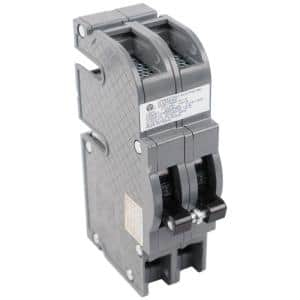 New UBIZ Thick 50 Amp 1-1/2 in. 2-Pole Zinsco Type QC Replacement Circuit Breaker