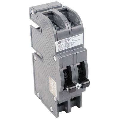 New UBIZ Thick 50 Amp 1-1/2 in. 2-Pole Zinsco Type QC Replacement Circuit Breaker
