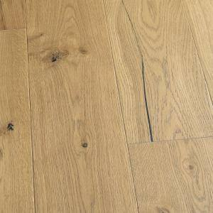 French Oak Sunset Cliffs 3/8 in. T x 6-1/2 in. W x Varying L Engineered Click Hardwood Flooring (23.64 sq. ft./ case)