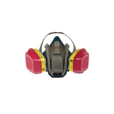 Pro Medium Multi-Purpose Respirator with Quick Latch (Case of 4)