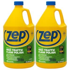 128 oz. High-Traffic Floor Polish (2-Pack)