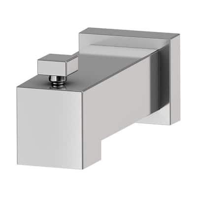 Duro Slip-On Diverter Tub Spout in Polished Chrome