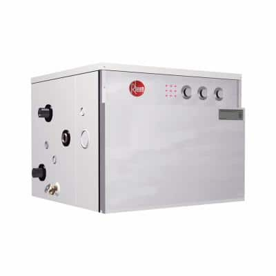 Commercial 10 Gal. 208-Volt 9kW 3-Phase Electric Booster Water Heater