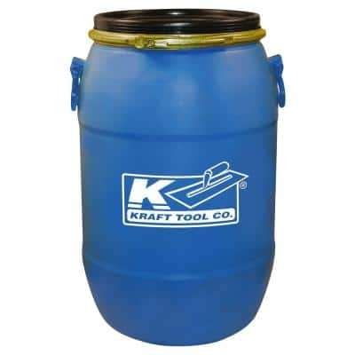 15 Gal. Mixing Barrel with Lid