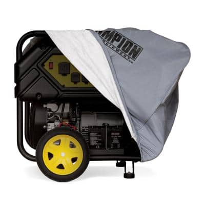 12,000-Watt Weather Proof Custom Made Vinyl Generator Cover