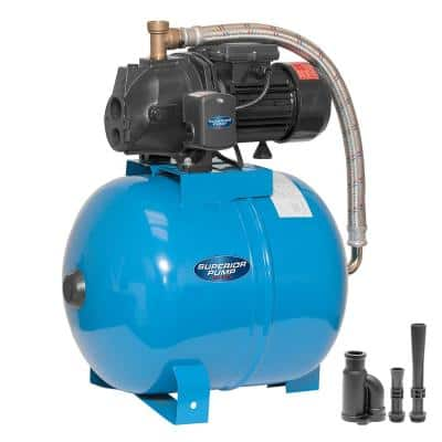 94513 1/2 HP Convertible Jet Tank System with 50L Tank