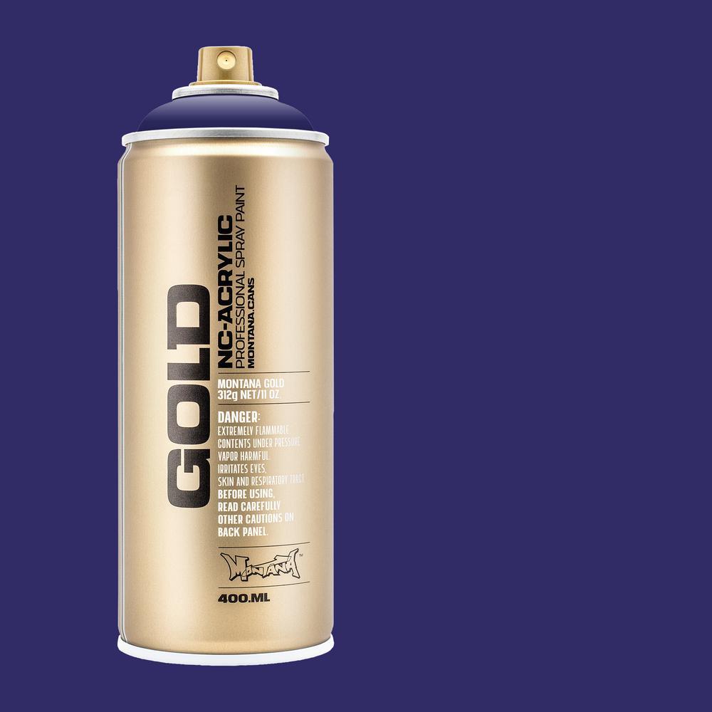 11 oz. GOLD Spray Paint, Shock Lilac