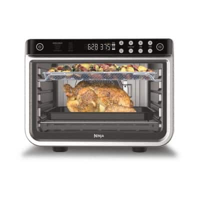 Foodi XL Pro 1800 W Stainless Steel Convection Oven with True Surround Convection and Air Fryer