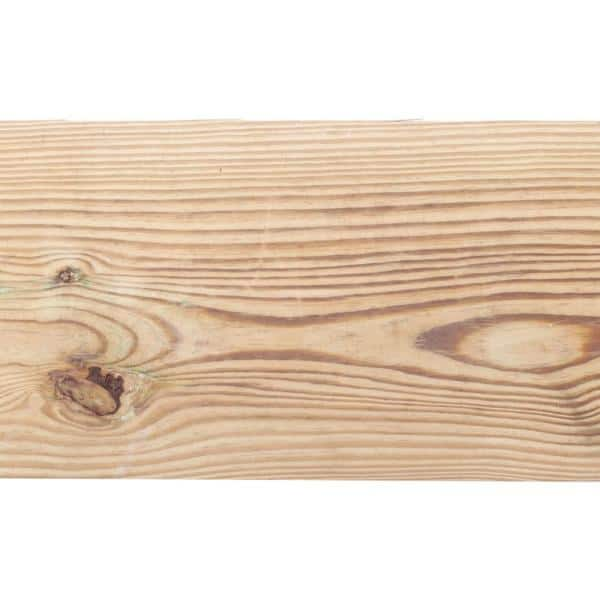 2 In X 12 In X 10 Ft 2 Prime Or Better Ground Contact Pressure Treated Lumber 112851 The Home Depot