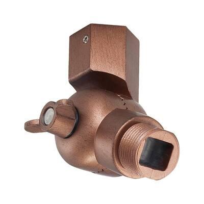 R Series 2 in. Copper Swivel Accessory