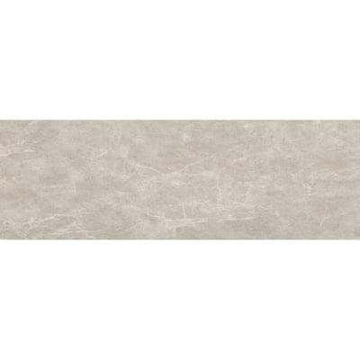 Havana Silver 2.99 in. x 12.28 in. Matte Ceramic Single Bullnose Tile