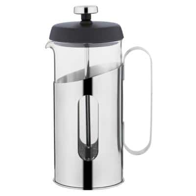 Essentials 2 Cup .37 Qt. Stainless Steel Coffee and Tea French Press