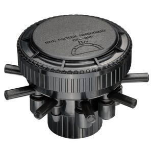 9 Outlet Pressure Regulator Manifold On/Off