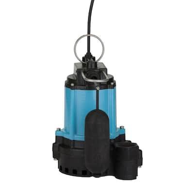 10EC-CIA-SFS 1/2 HP Automatic Submersible Cast Iron Sump Pump