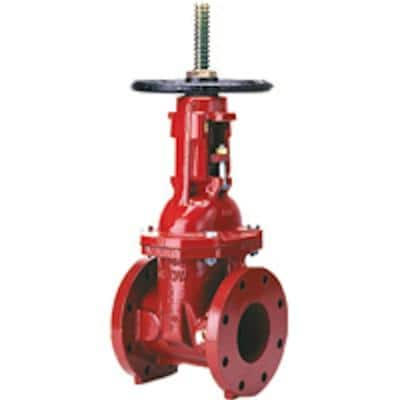 10 in. Ductile Iron Flanged Gate Valve
