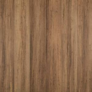 Hillside 7 mm T x 5.12 in. W x 36.22 in. L Waterproof Engineered Click Bamboo Flooring (15.45 sq. ft./case)