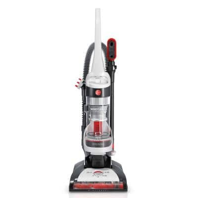 WindTunnel Bagless Pet Upright Vacuum Cleaner with Automatic Cord Rewind and HEPA Media Filtration