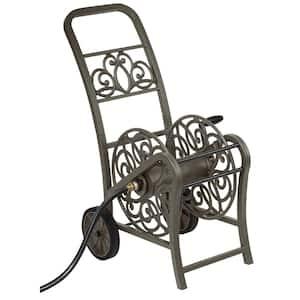 2-Wheel Hose Reel Cart