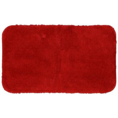 Red Bath Mats Bedding Bath The Home Depot