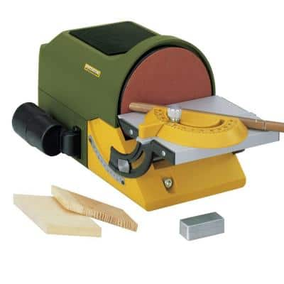 Disc Sander TG 125/E with Dust Port and Adaptor