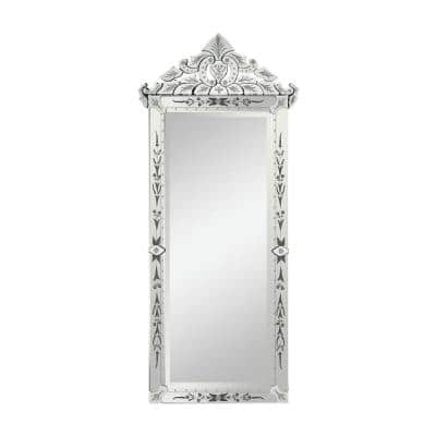Oversized Arch Clear Classic Mirror (69 in. H x 31 in. W)
