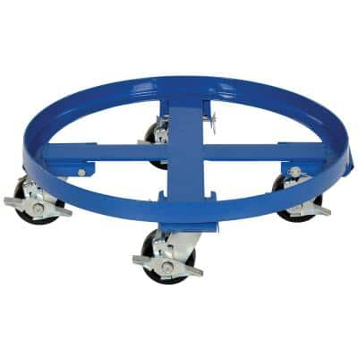2,000 lb. Capacity Heavy Duty Drum Dolly