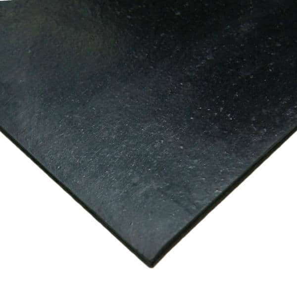0.5 Thick Styrene-Butadiene Sheet 36 Width 65A Durometer 0.5 Thick 36 Width 24 Length Rubber-Call Black 24 Length Industrial 32-006-500-024-036