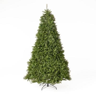 9 ft. Pre-Lit LED Fraser Fir Artificial Christmas Tree with 950 Clear Lights