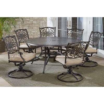 Round Patio Dining Sets, Round Table Patio Furniture