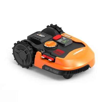 POWER SHARE 20-Volt 7 in. 4.0 Ah Lithium-Ion Robotic Landroid M Mower, Brushless Wheel Motors, Wifi Plus Phone App