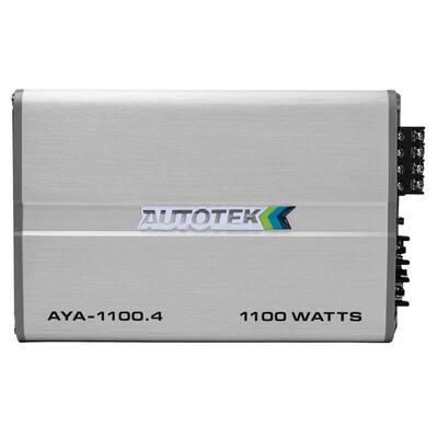 Alloy Series 1,100-Watt 4-Channel Class AB Amp