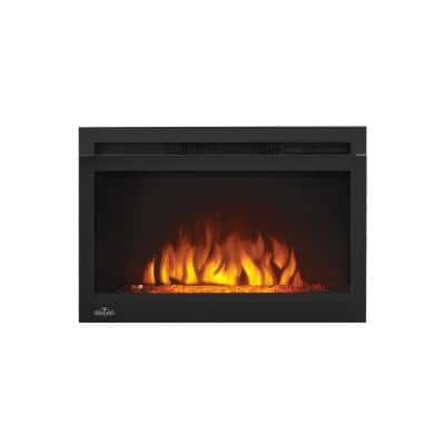 27 in. Cinema Series Electric Fireplace Insert