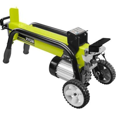 5-Ton 15 Amp Electric Log Splitter