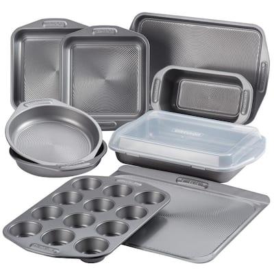 10-Piece Non-Stick Bakeware Set