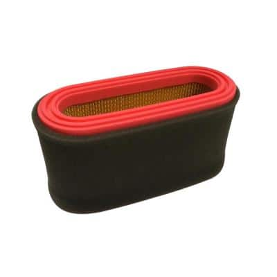 Engine Air Filter Kit for TimeCutter Zero-Turn Mower Single Cylinder Engines (Model Year 2012 and Newer)