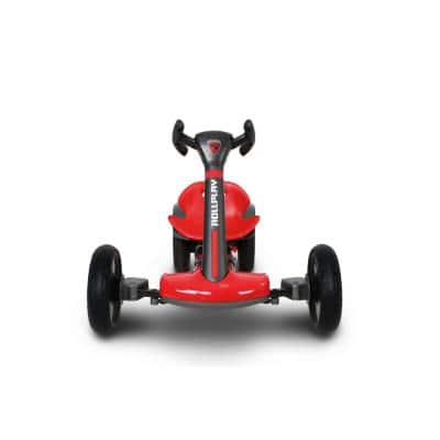 FLEX Kart 6-Volt Battery Ride-On Vehicle in Red