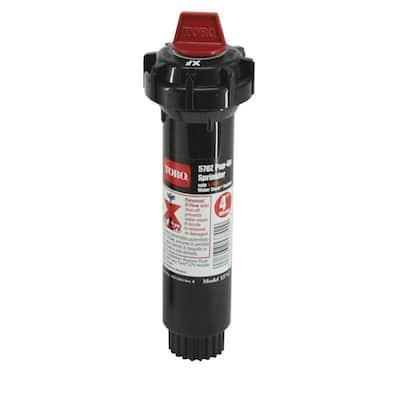 570Z Pro Series Plastic 4 in. Pop-Up Sprinkler Head Body