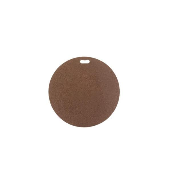 The Original Grill Pad 30 In Round Earthtone Brown Deck Protector Gp 30 C The Home Depot